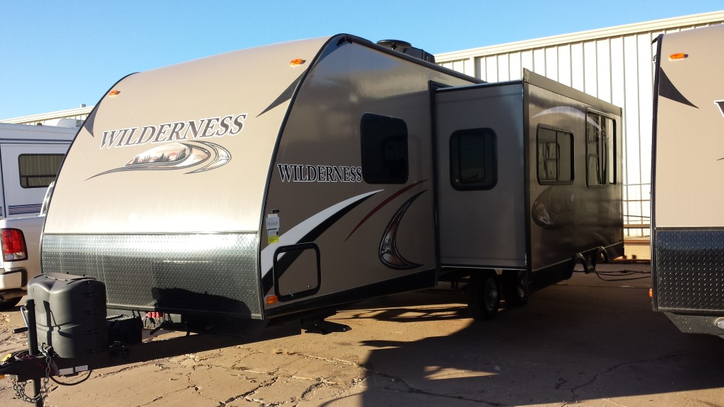 Wholesale Price 2013 Heartland Wilderness 2650bh Travel